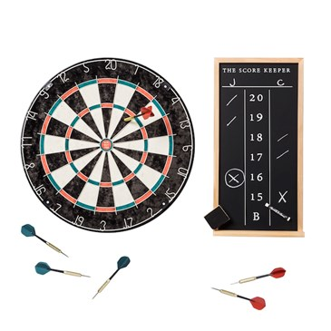 Dart Board with Moveable Number Ring $39.99