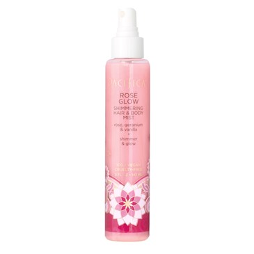 Pacifica Rose Glow Shimmering Hair & Body Mist