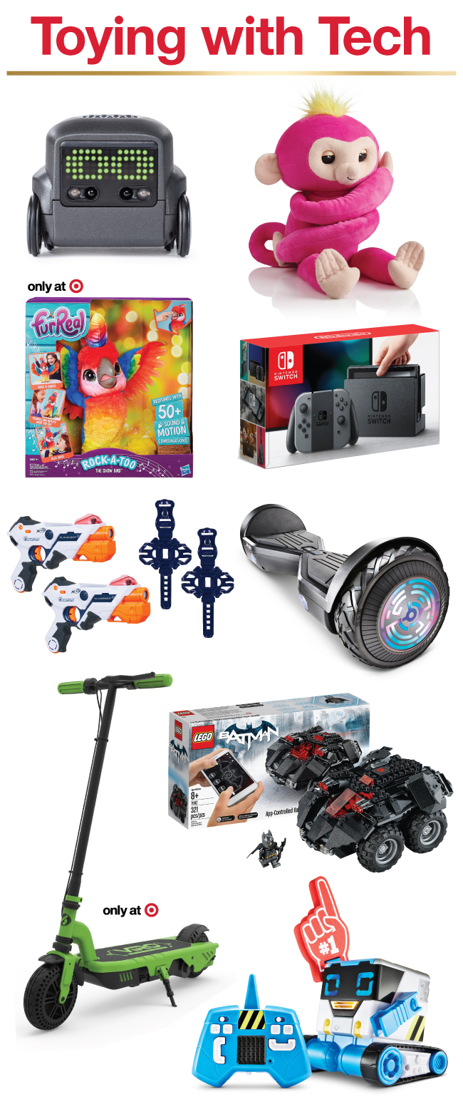 Toys We Got For The Holidays : Target s got new and exclusive toys for the holidays