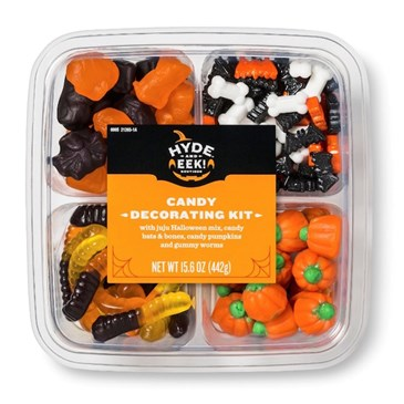 Halloween Juju Mix, Candy Bats