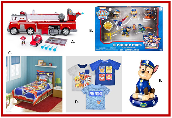 Trick-or-Treat at Target with Your Favorite PAW Patrol Pups