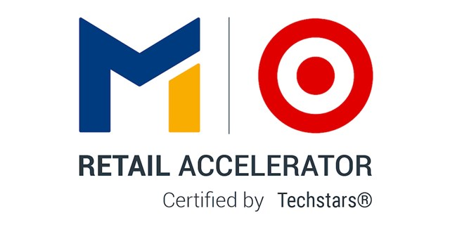 The METRO AG and Target logos with text reading Retail Accelerator Certified by Techstars