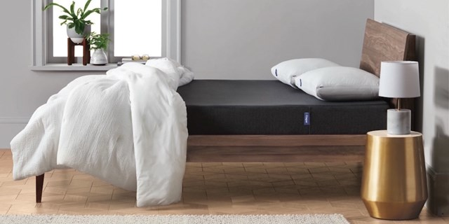 Casper Essential mattress on a bed