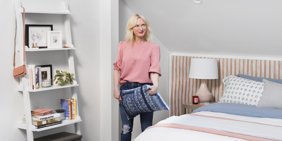[VIDEO] Emily Henderson Shares Easy Ways To Refresh Your Bedroom And  Bathroom For The New Year