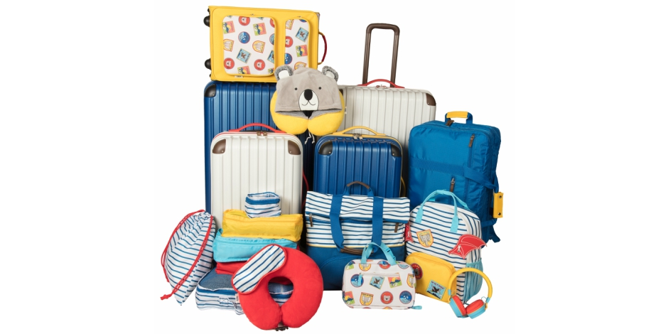 full Love Taza luggage collection