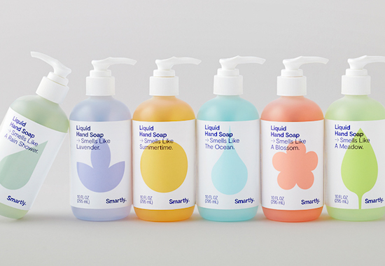 Smartly Liquid Hand Soap
