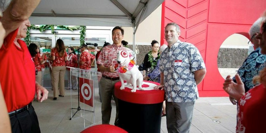 Bullseye at event in Maui