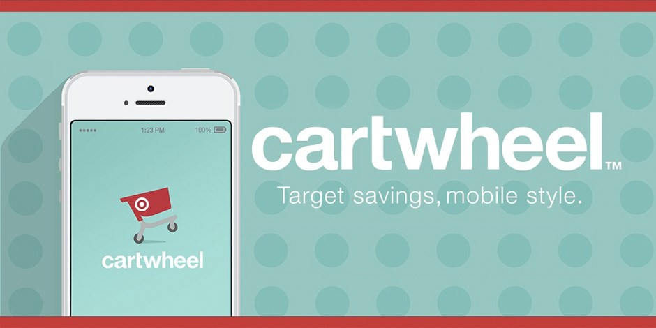 iphone showing cartwheel app