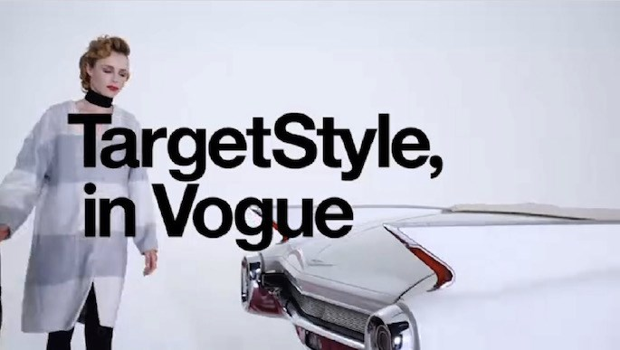 TargetStyle, in Vogue.