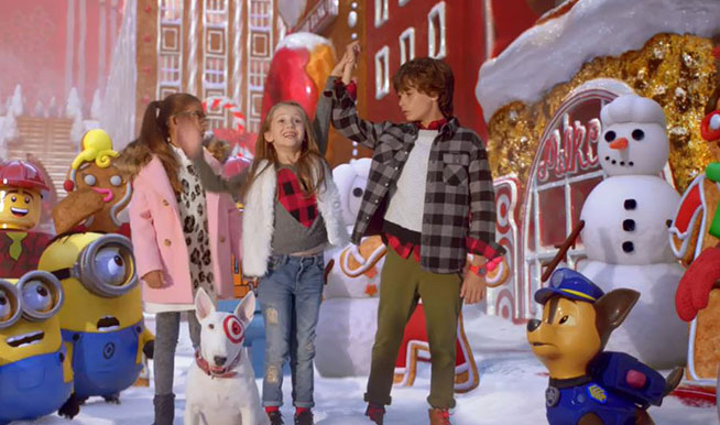 Target Christmas Commercial.Target S Holiday Marketing Campaign Kicks Off Magical Adventure
