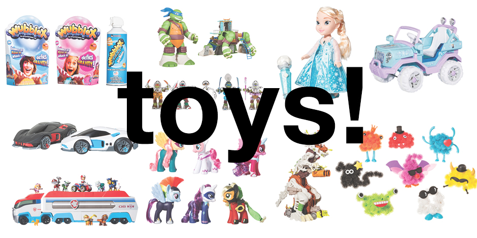 Toys For 7 : Toy to the world target reveals top list for