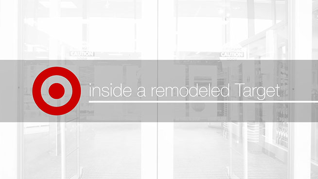 Tour of a Remodeled Target Store 2019
