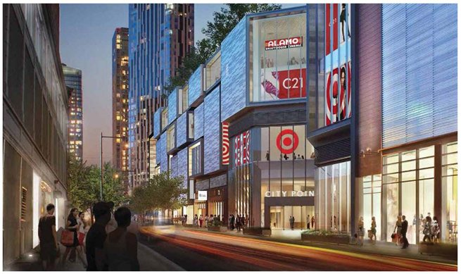new store big city target to open in queens n y in 2016. Black Bedroom Furniture Sets. Home Design Ideas