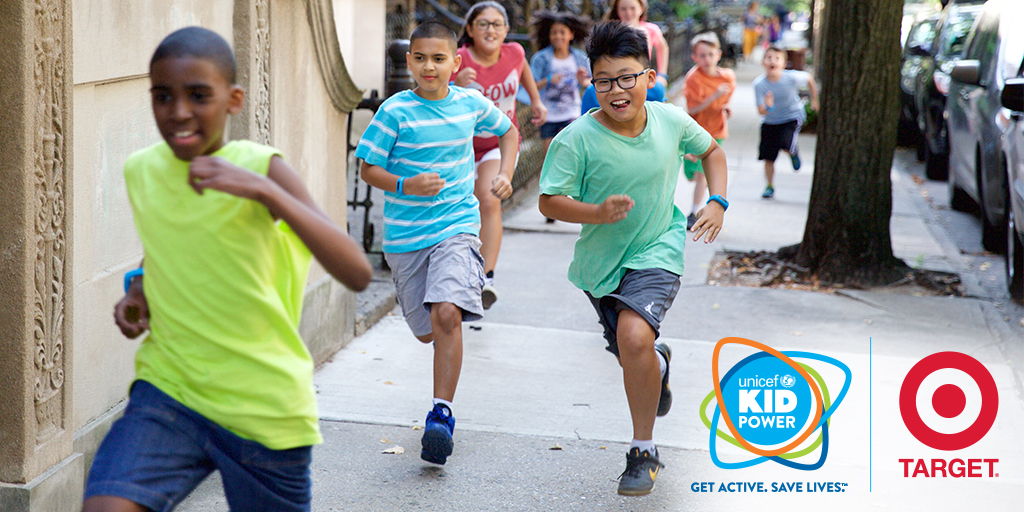 UNICEF Kids Fitness Initiative