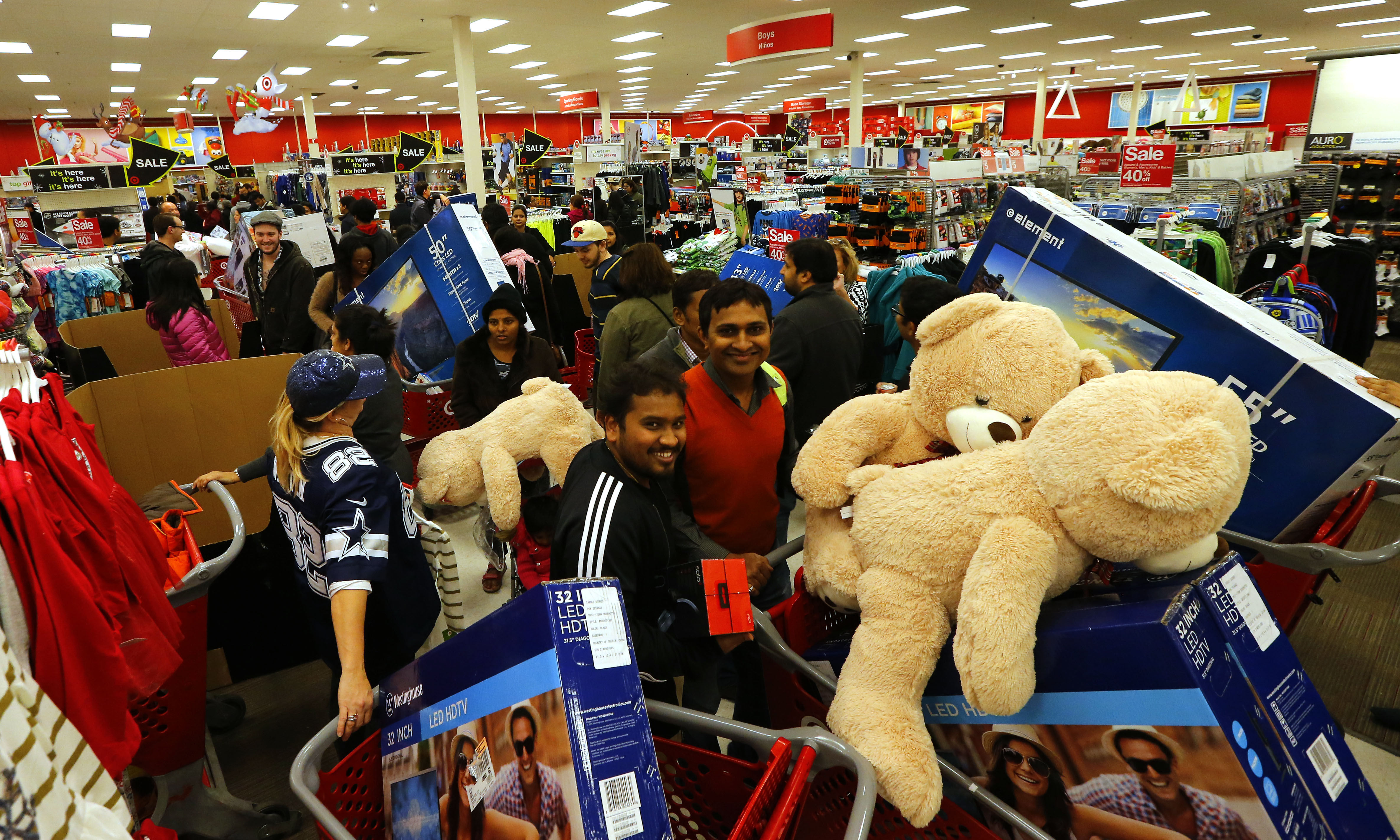Target Reveals Deep Black Friday Discounts