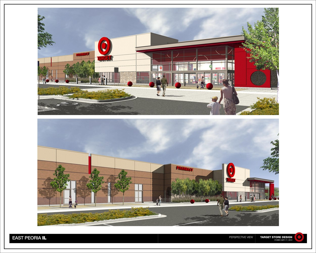 Target to Open New Store in East Peoria, Ill.
