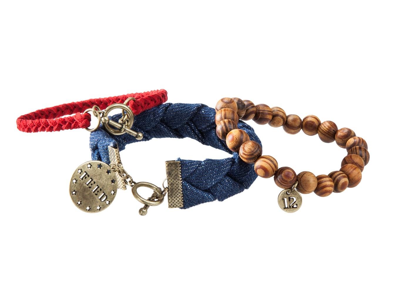 Wrap Charm Bracelet Set