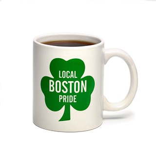 Local Boston Pride Mug