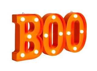 Boo Marquee Light